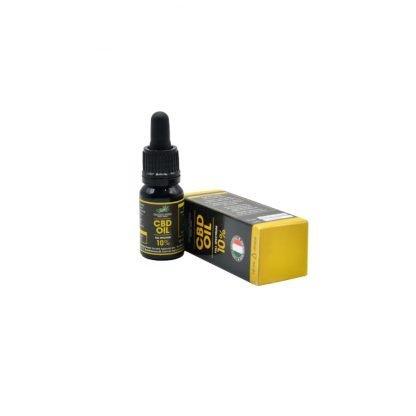 olio cbd 10 cannabis