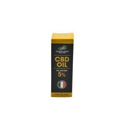 olio cbd 5 gocce