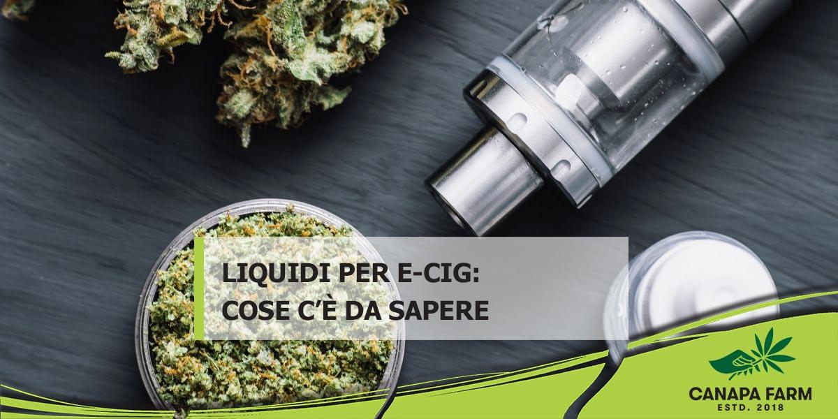 liquidi sigaretta elettronica alla marijuana